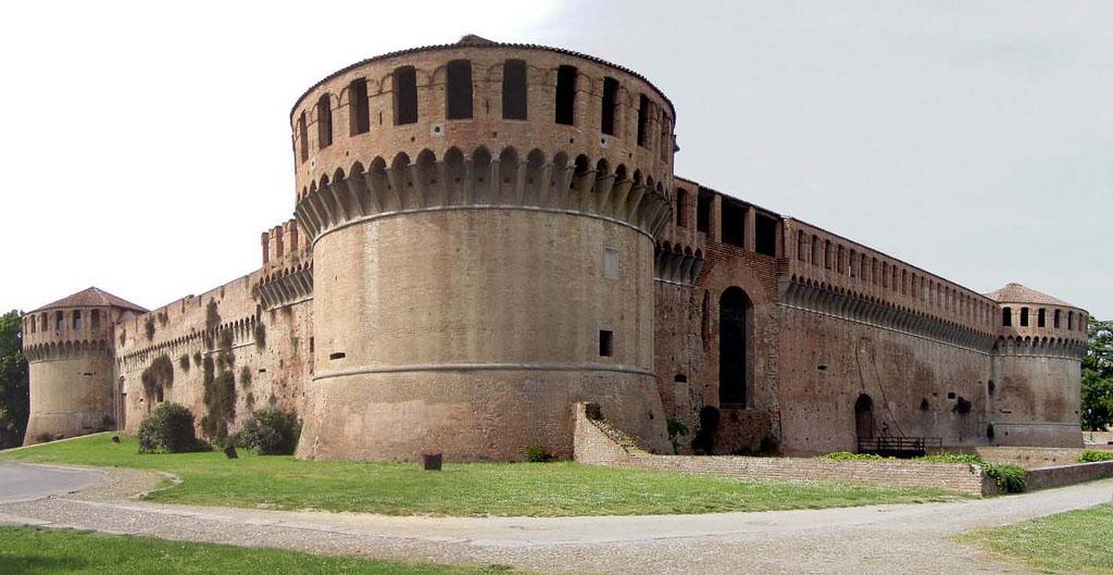 Imola, Rocca Sforzesca -  - Visit Italy