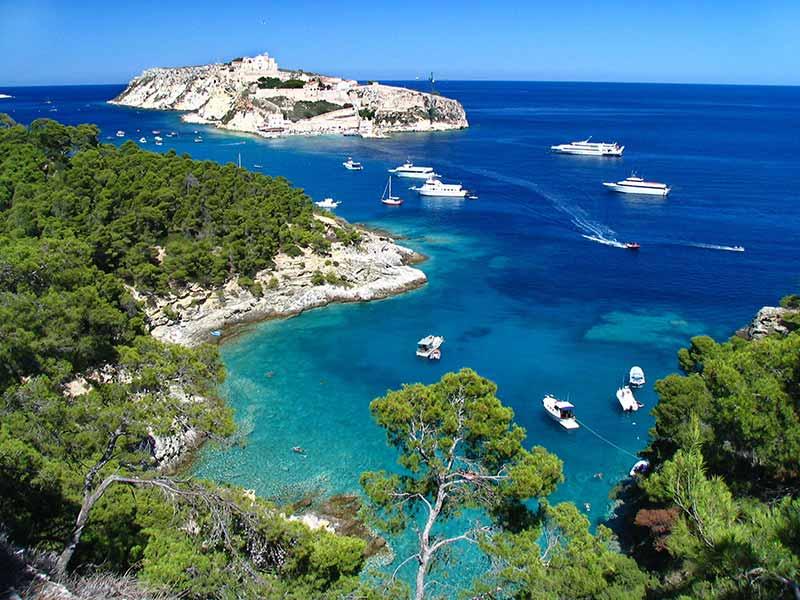 Vista delle Isole Tremiti - Isole Tremiti - Visit Italy