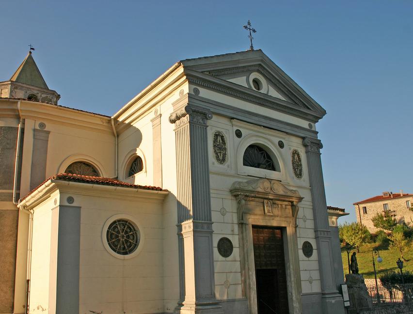 Chiesa di San Rocco - Potenza - Visit Italy