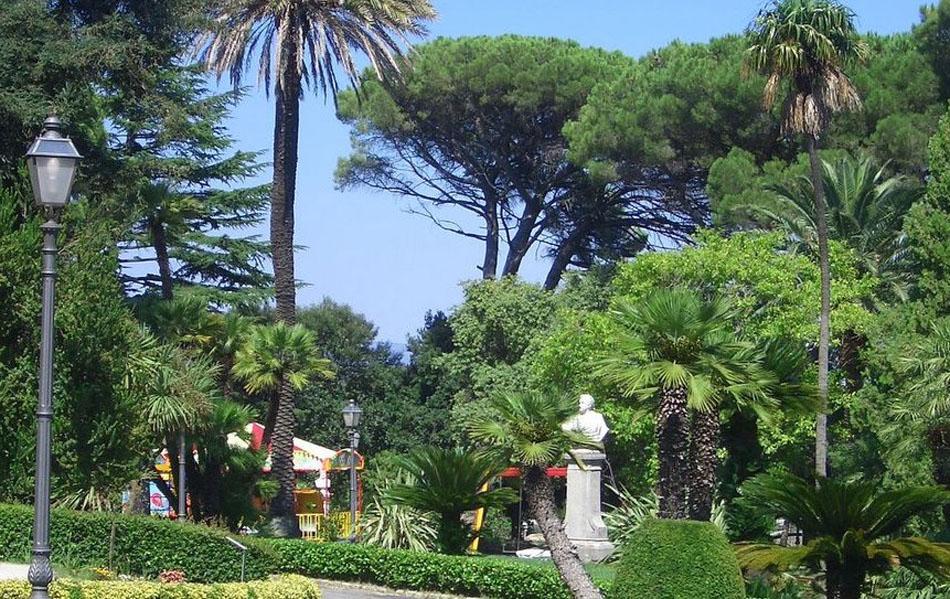 Villa Margherita - Catanzaro - Visit Italy