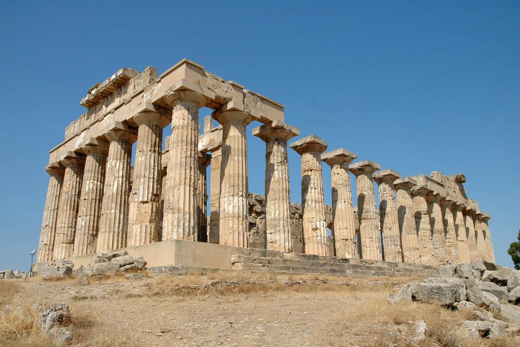 Tempio dorico greco di Era -  - Visit Italy