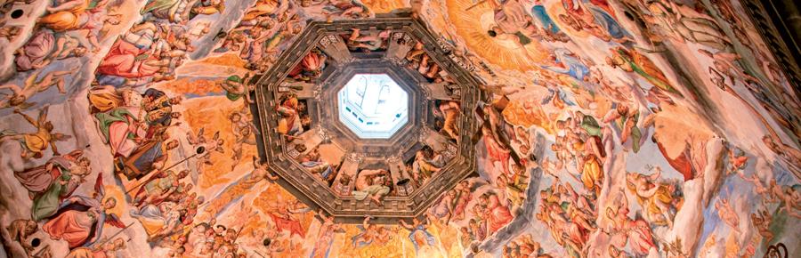 Volta di Santa Maria del Fiore (Duomo di Firenze) -  - Visit Italy