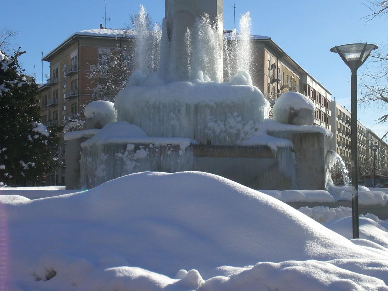 Piazzale della libertà  - Cuneo - Visit Italy
