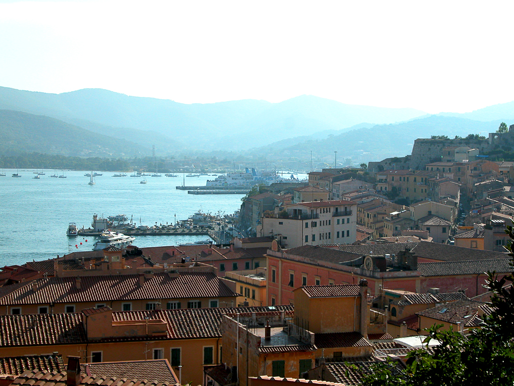 Vista de Portoferraio - Portoferraio - Visit Italy