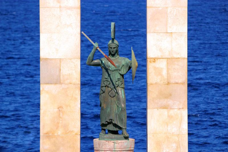 Monument to Vittorio Emanuele III