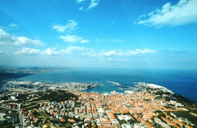 Città di Mare sull'Adriatico