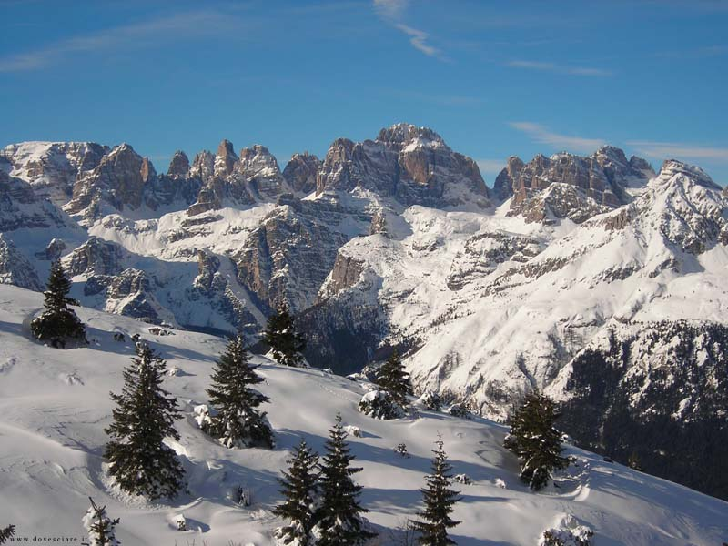 Andalo innevata - Andalo - Visit Italy