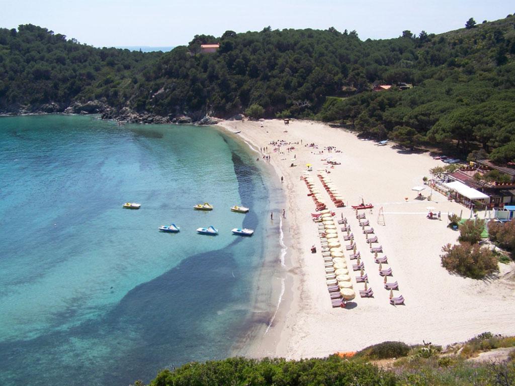 Spiaggia di Fetovaia -  - Visit Italy