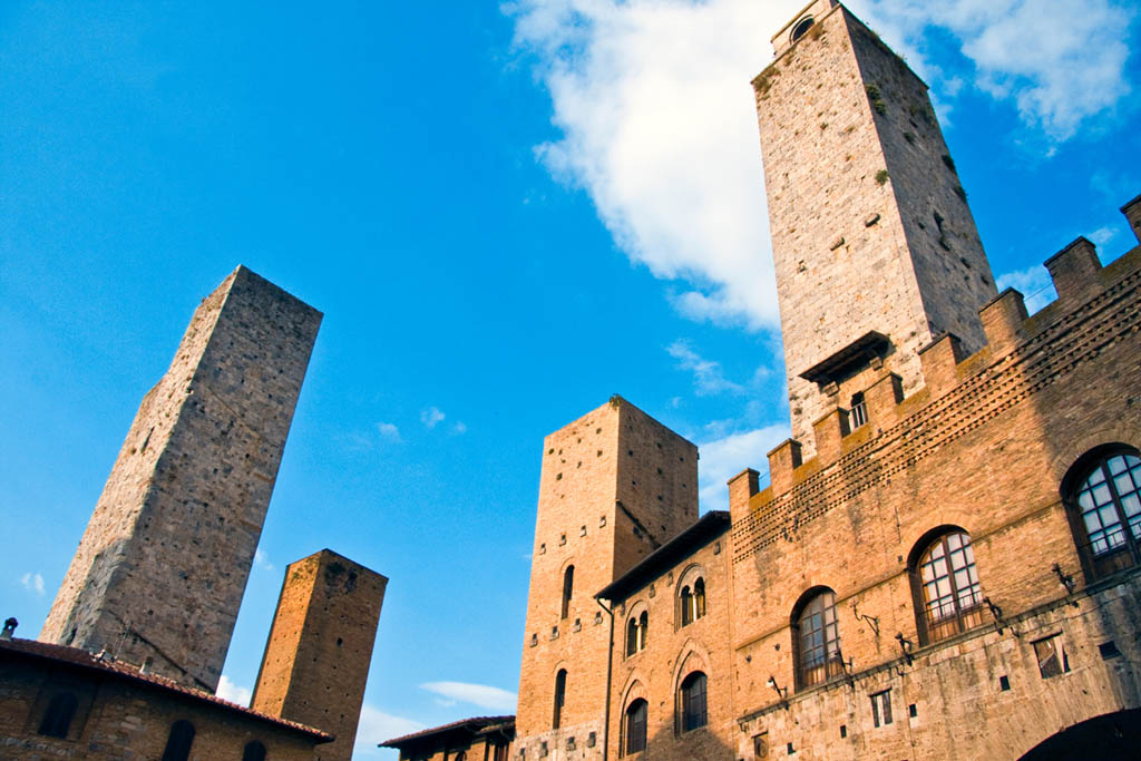 Le Torri - San Gimignano - Visit Italy