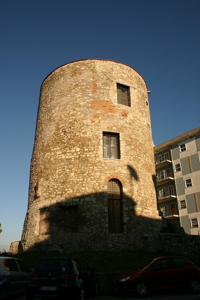 Torre Guevara - Potenza - Visit Italy