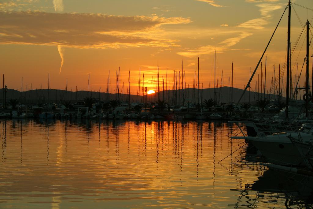 Tramonto sul porto - Alghero - Visit Italy