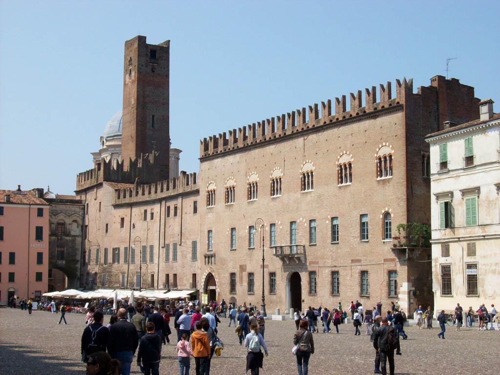 Palazzo Castiglioni - Mantova - Visit Italy