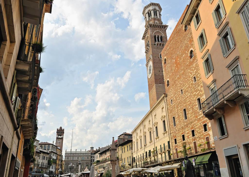 Piazza delle Erbe -  - Visit Italy