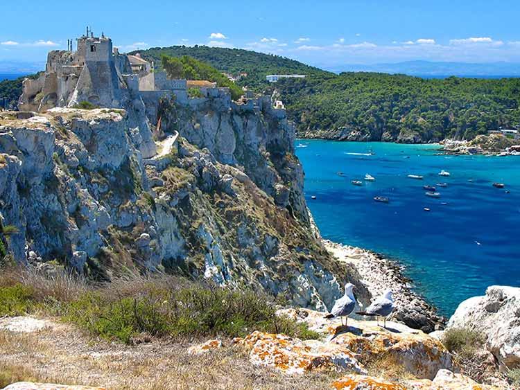 Panorama delle isole Tremiti - Isole Tremiti - Visit Italy