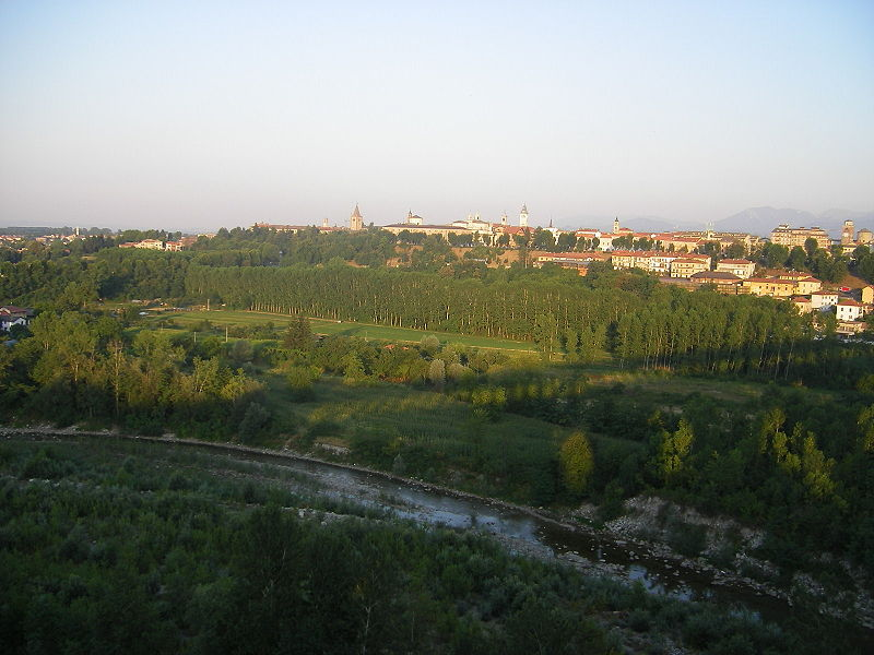 Panorama - Cuneo - Visit Italy