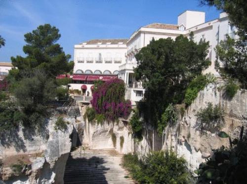 Hotel belvedere di siracusa prenota alberghi online for Alberghi di siracusa