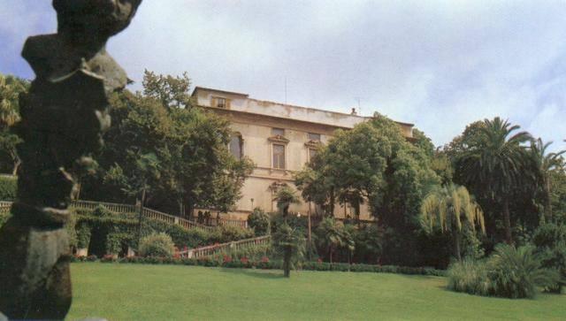 Villa Imperiale di Terralba
