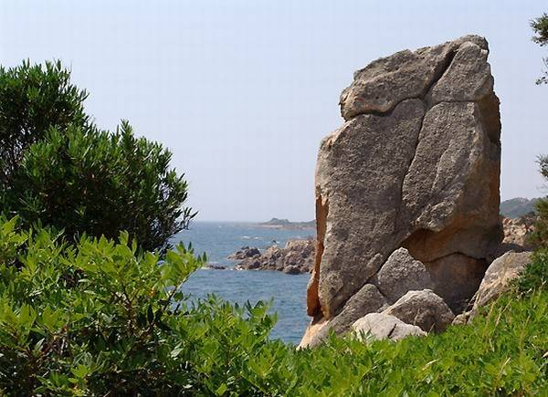 Spiaggia Capo Comino