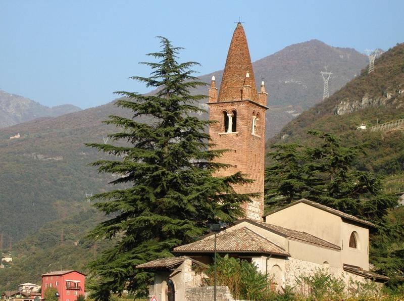 Chiesetta S. Pietro in Bosco