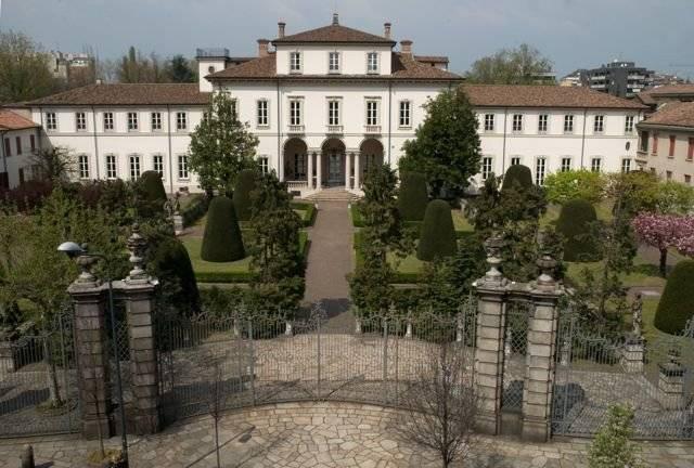 Galleria d'Arte Sacra dei Contemporanei - Villa Clerici
