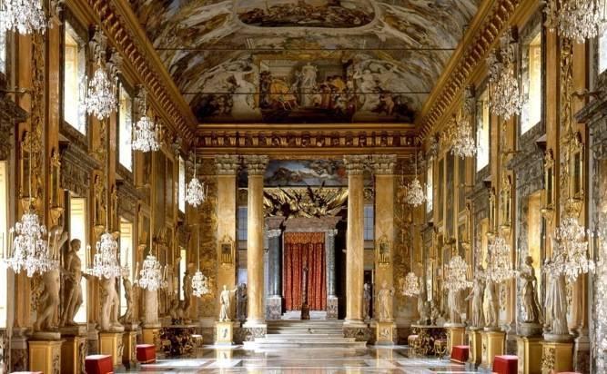 Galleria Colonna - Roma - Visit Italy