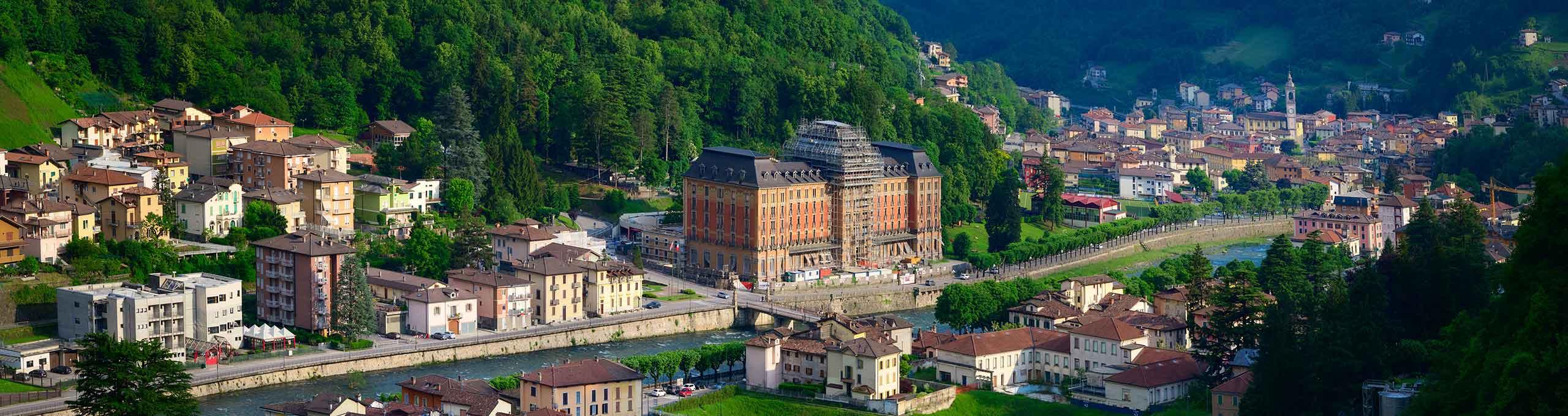 San Pellegrino Terme, Val Brembana