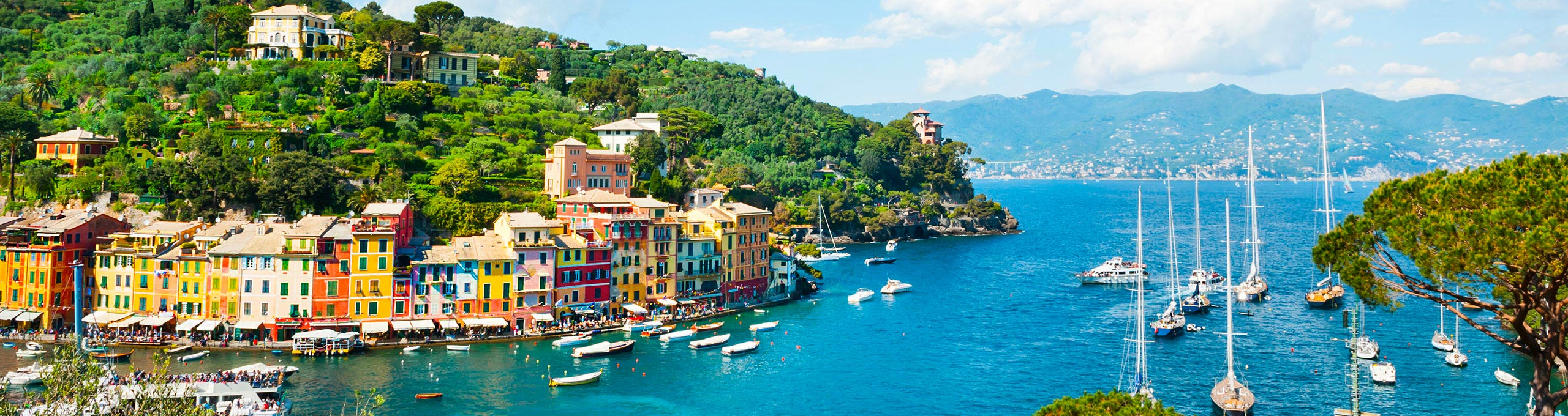 Baia ligure di Portofino