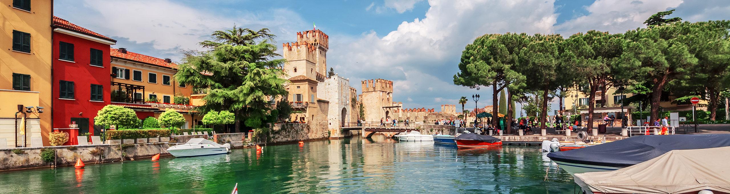 Sirmione, Lago di Garda, Castello Scaligero