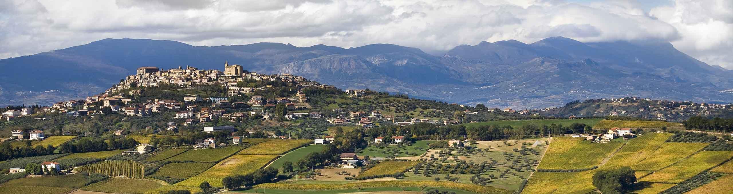 Bucchianico, Abruzzo