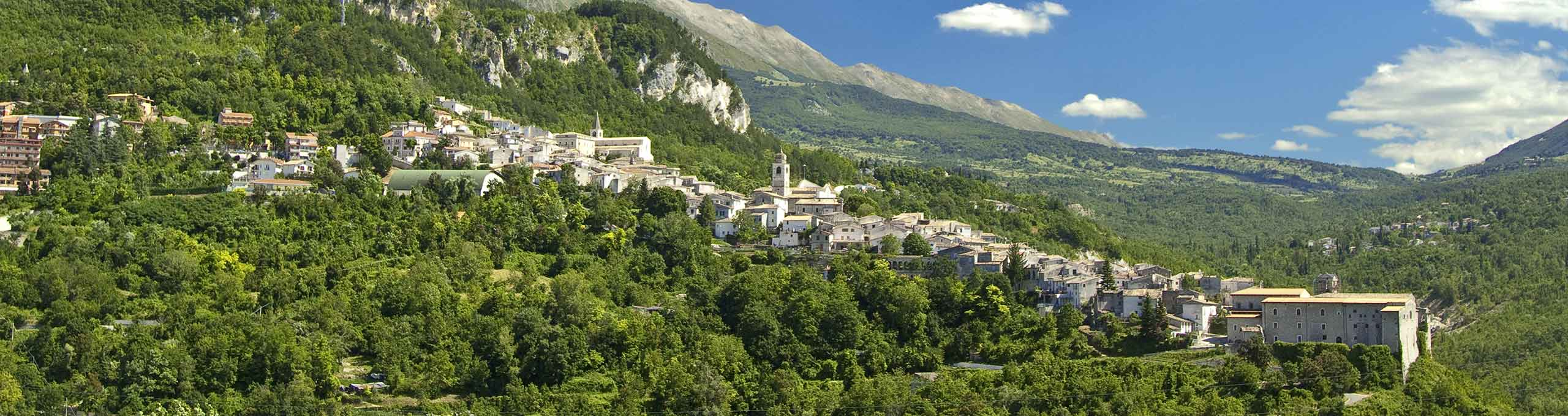 Caramanico Terme, Parco Nazionale della Majella, Abruzzo