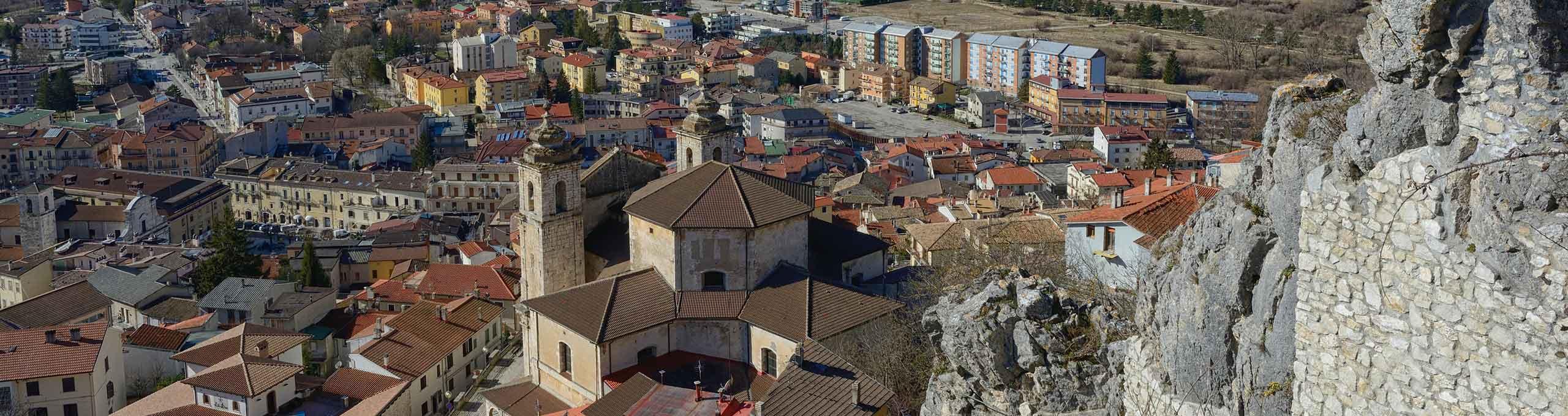 Castel di Sangro, area del Sannio, l'Acquila