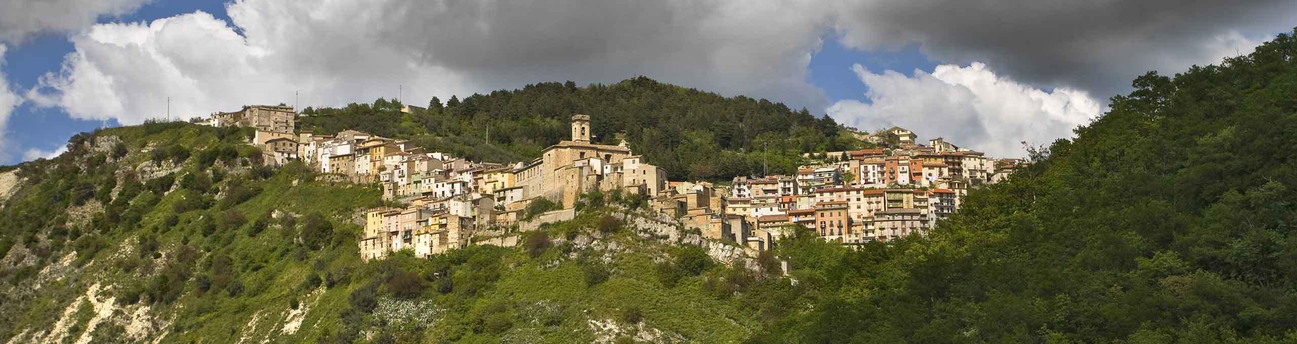 Colledimezzo, Abruzzo