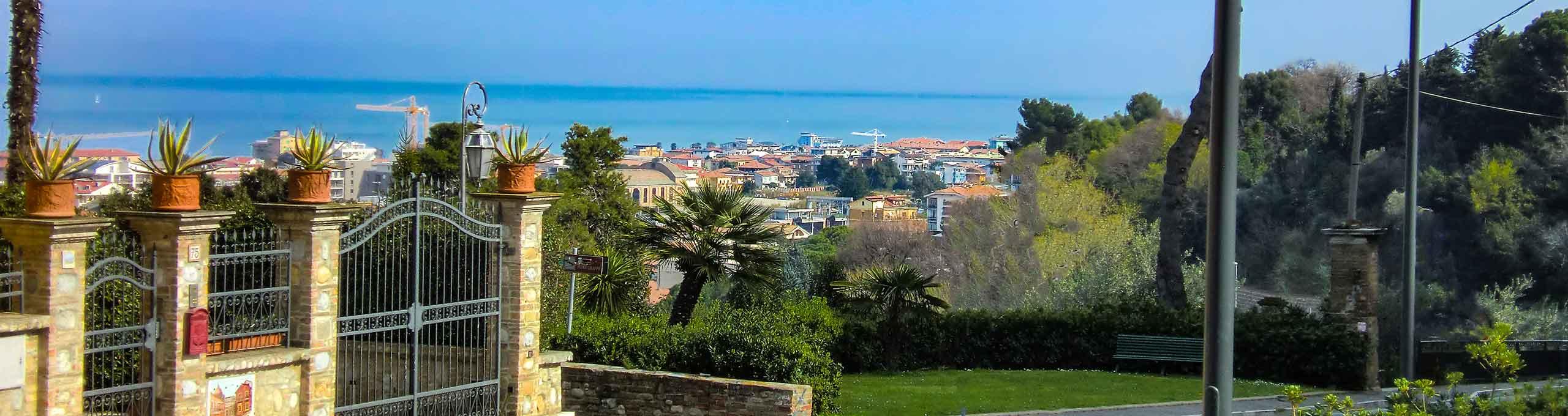 Vista Panoramica di Giulianova
