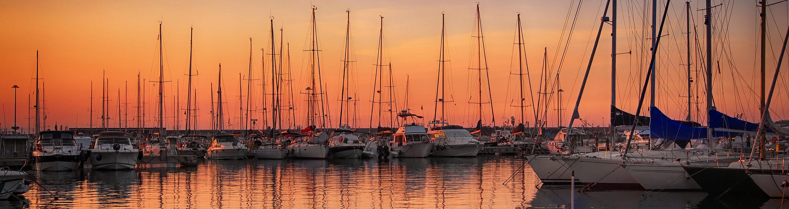 porto turistico di Giulianova