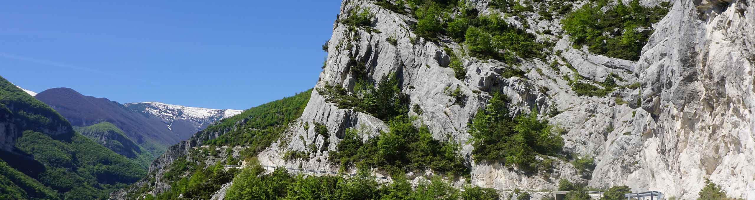 Guardiagrele, Parco Nazionale della Majella, Bocca di Valle
