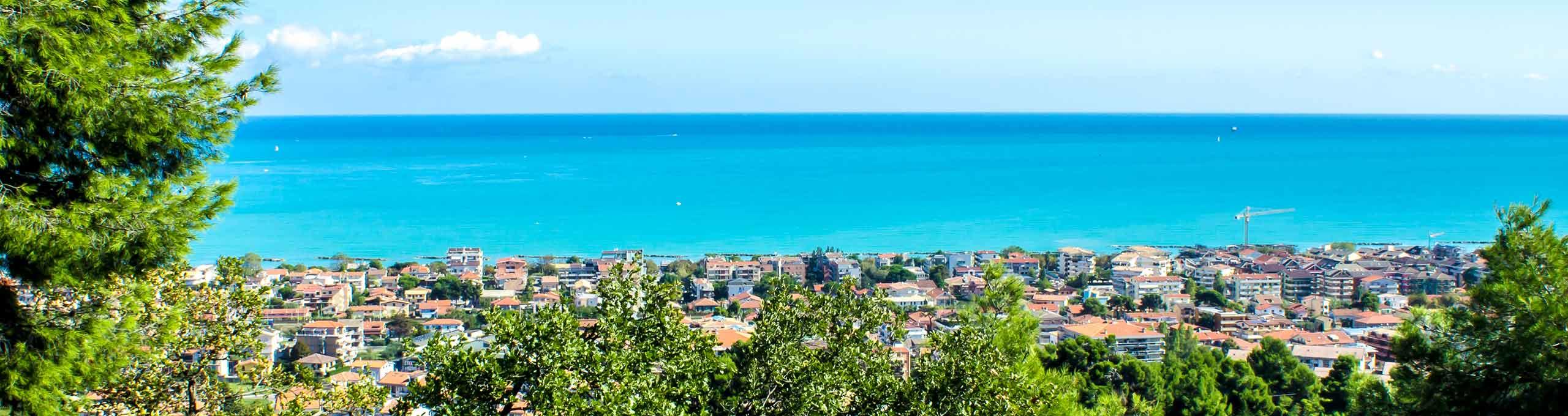 Panoramica su Pescara