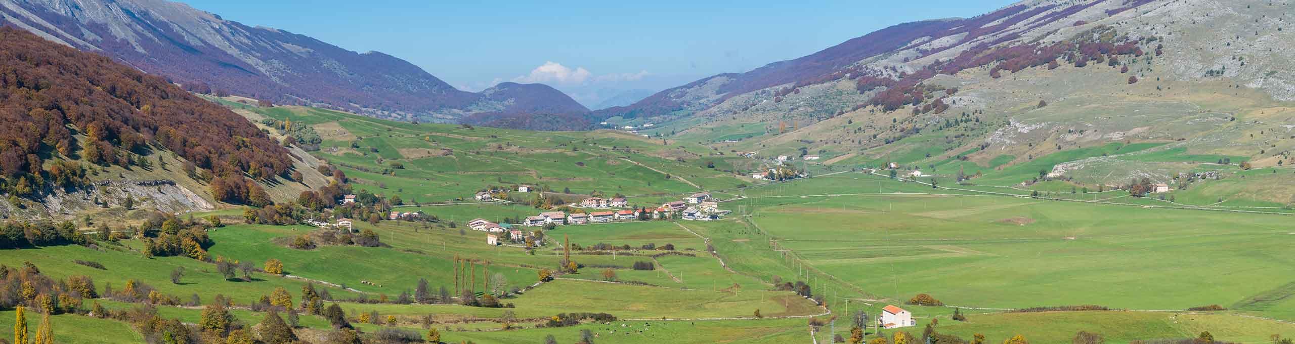 Pescocostanzo, Parco Nazionale della Majella