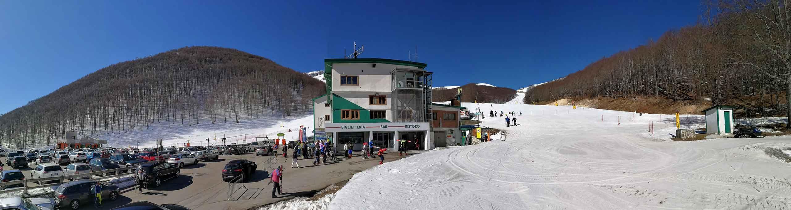 Macchione ski resort