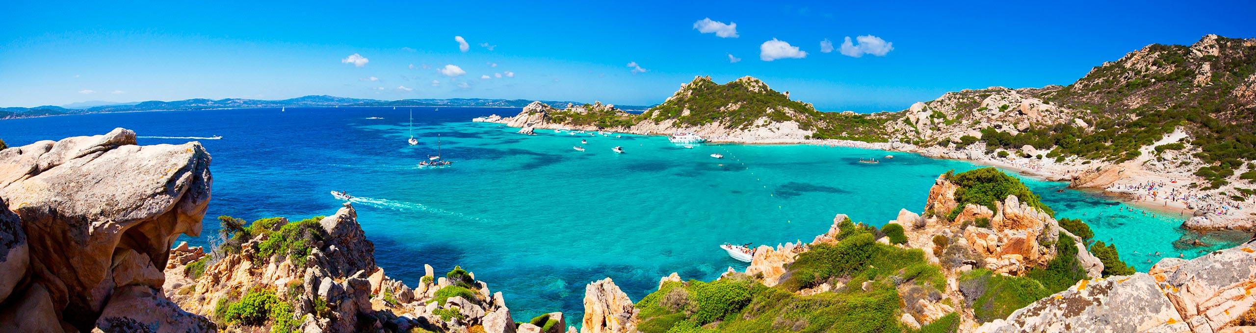 Isola Spargi, Sardegna