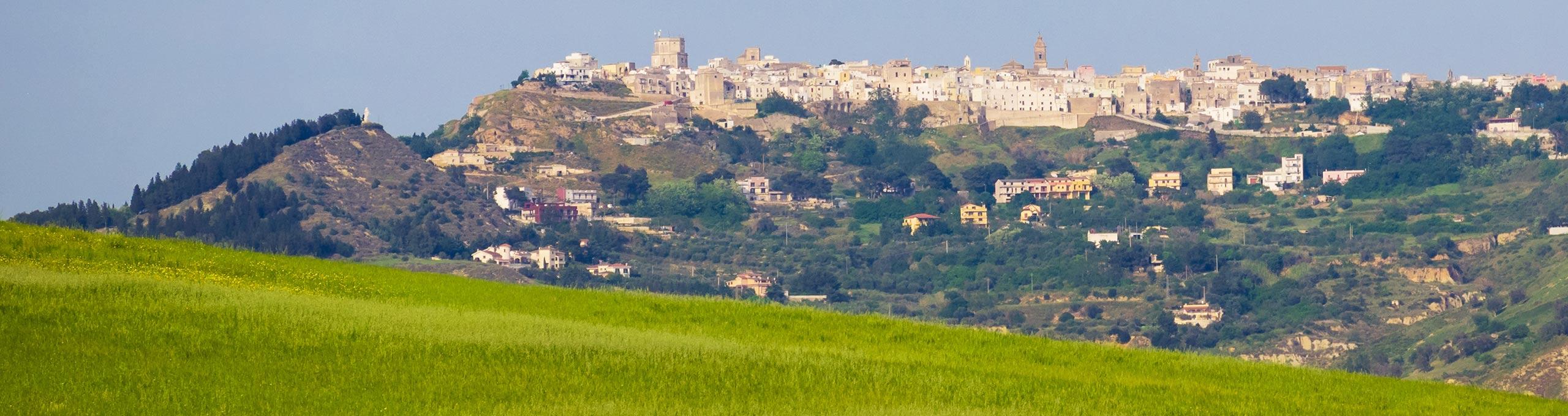 Montescaglioso, Collina Materana