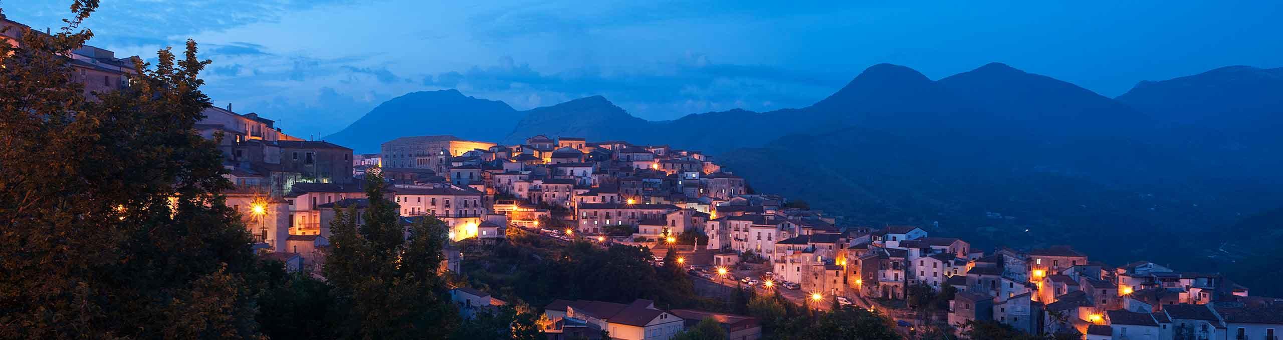 Aieta, Riviera dei Cedri, Calabria