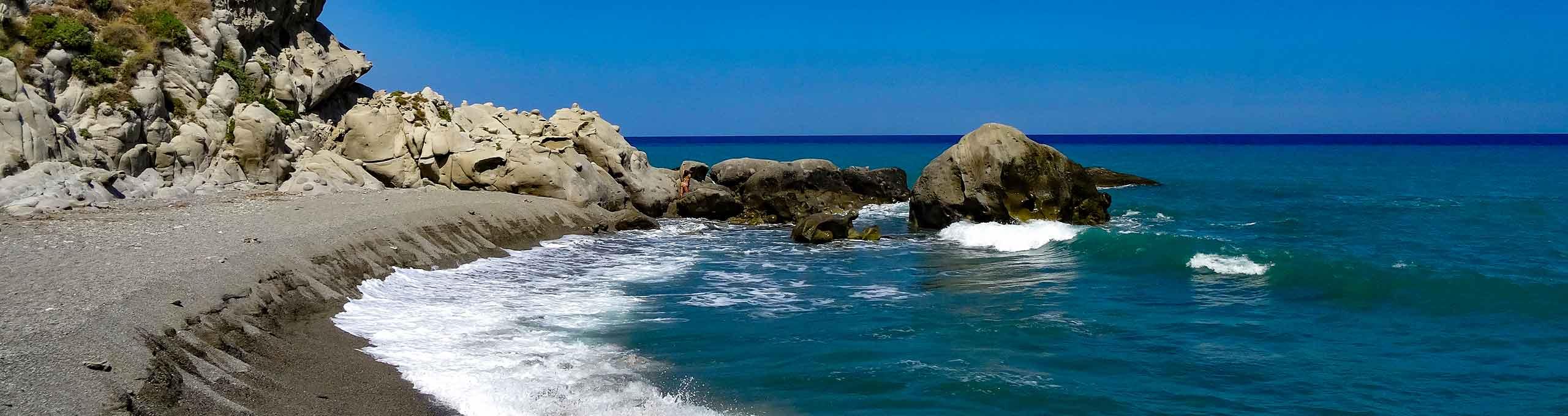 Brancaleone, Riviera dei Gelsomini, Calabria