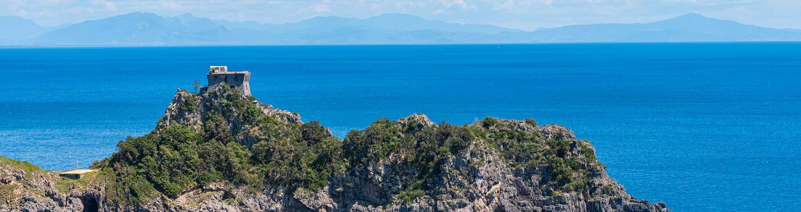 Conca dei Marini, Costiera Amalfitana