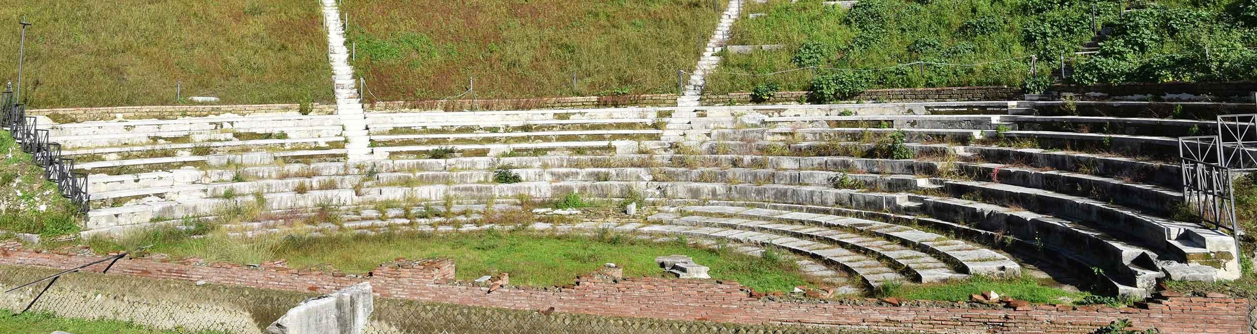 Sessa Aurunca, Campania, anfiteatro romano