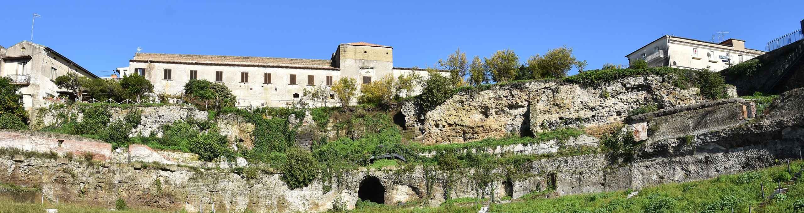 Sessa Aurunca, Campania