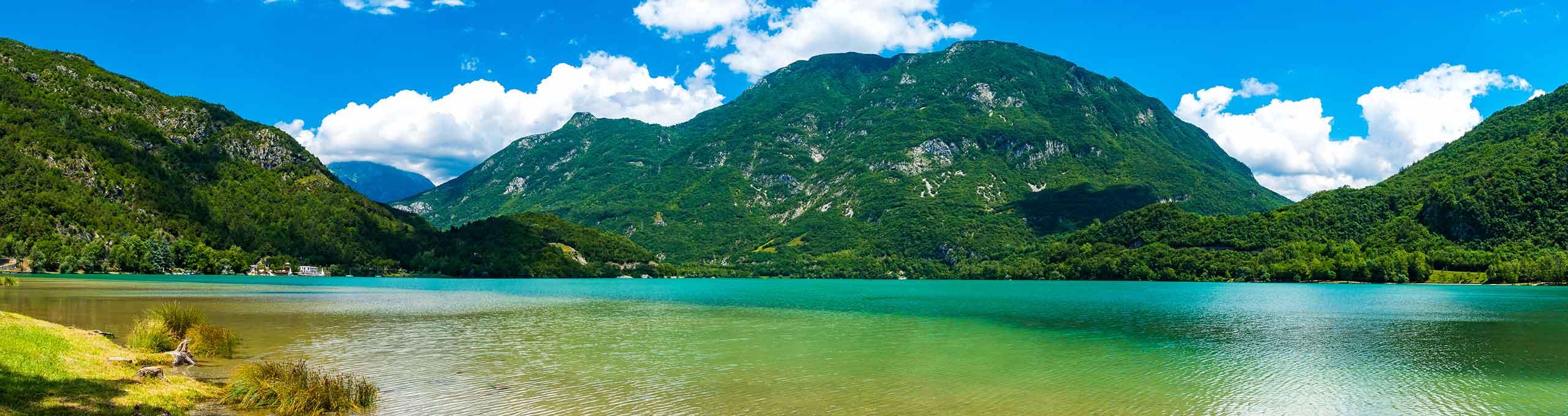 Lago di Cavazzo Carnico, Friuli Venezia Giulia