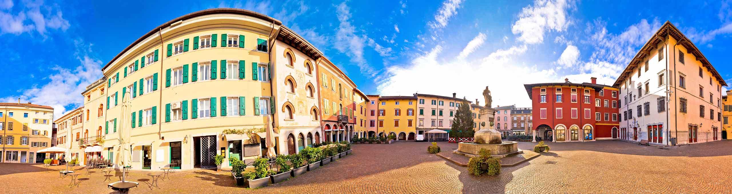 Cividale del Friuli, centro storico