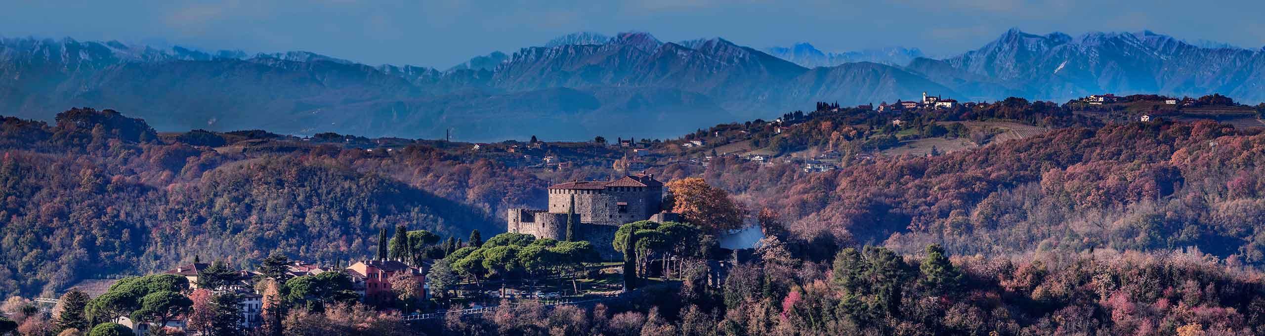 Castello di Gorizia, ospita il Museo del Medioevo Goriziano