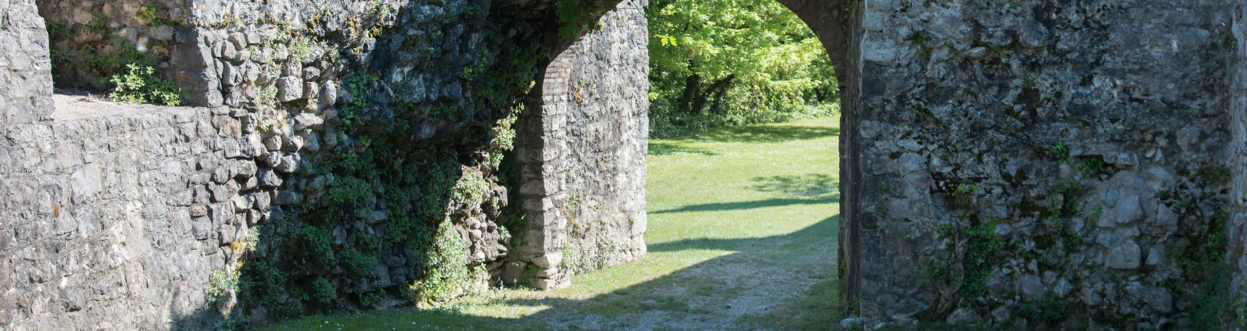 Gradisca D'Isonzo, Gorizia, antica fortezza