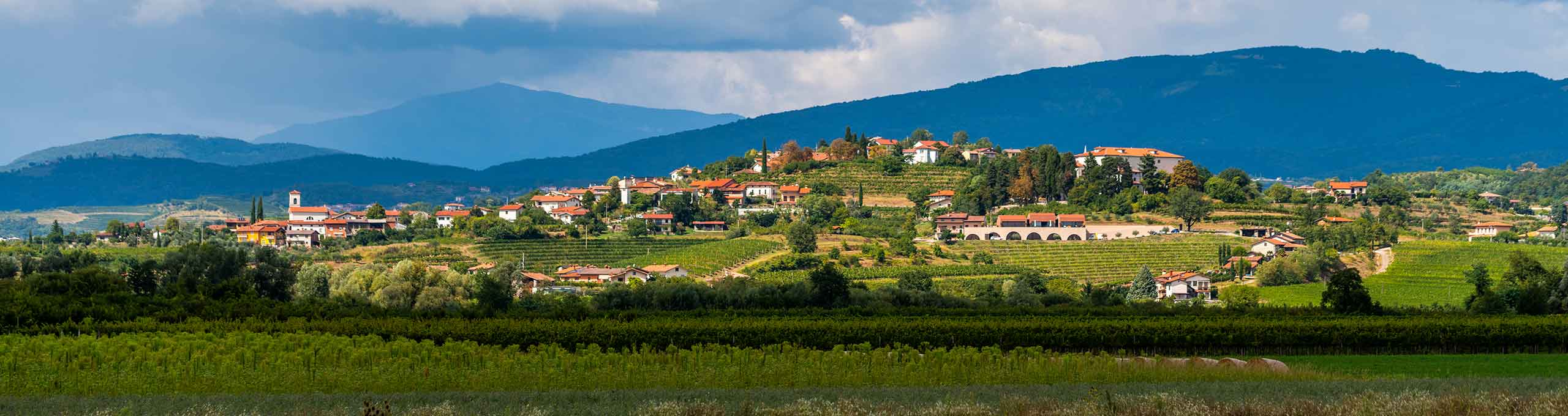 San Floriano del Collio, Gorizia, Collio e Monfalcone